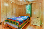 Spruce Cabin bedroom